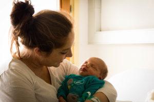 souvenir naissance maternite