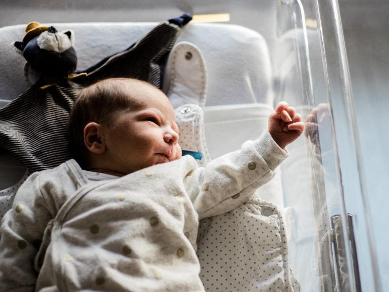 Photo naissance maternité de Saint-Etienne
