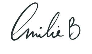 signature emilie bellaclas